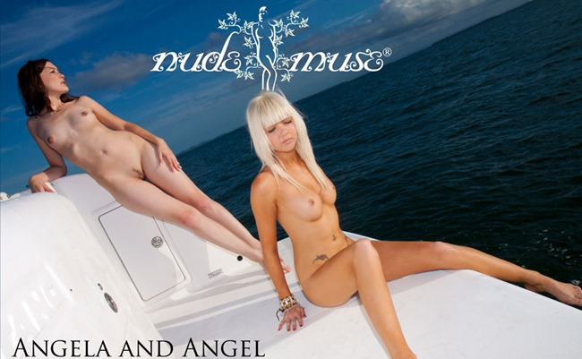 angela and angel