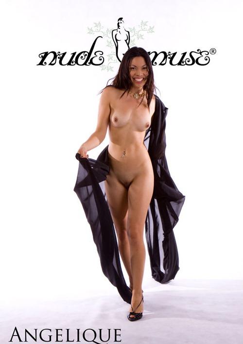 angelique black fabic