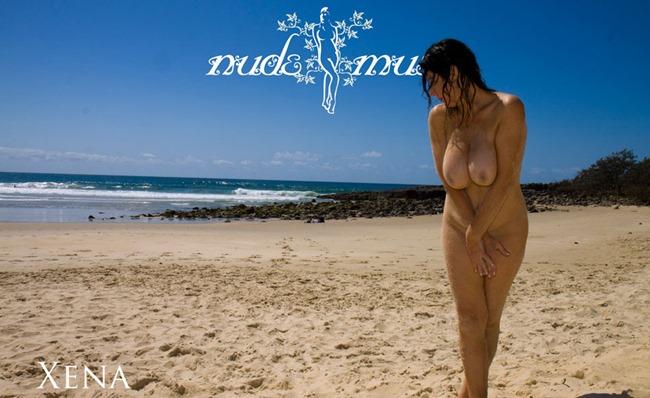 xena sandy nude